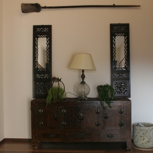 AntiqueCabinet
